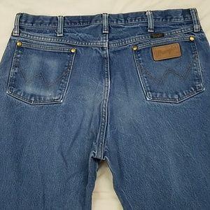 Vintage Wrangler Jeans 37x32
